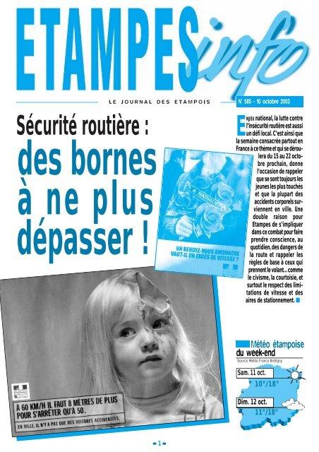 585 Etampes Info Corpus étampois