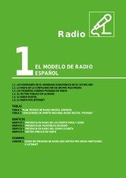 1. el modelo de radio español - anuariossgae.com