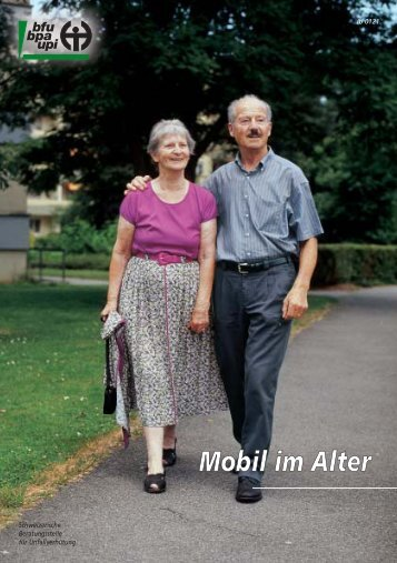Mobil im Alter A5 dt