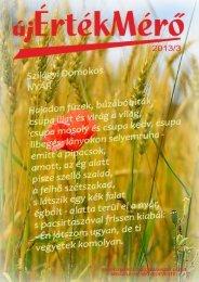 2013/3 1.oldal - Kaposmérő