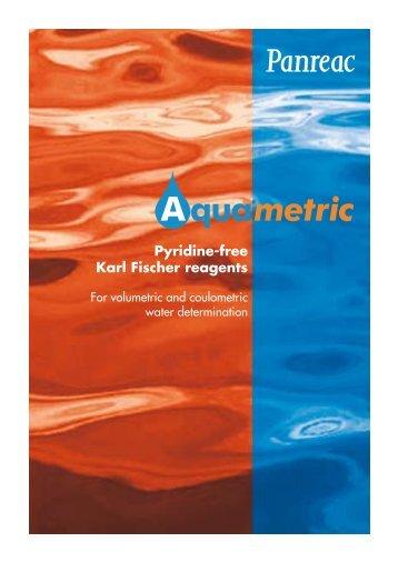 Pyridine-free Karl Fischer reagents