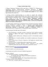 A magyar munkaerőpiac jövője