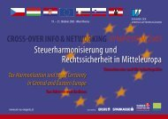 Donnerstag, 20. Oktober 2005 - Adótanácsadók Egyesülete