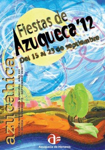 septiembr - Ayuntamiento de Azuqueca de Henares