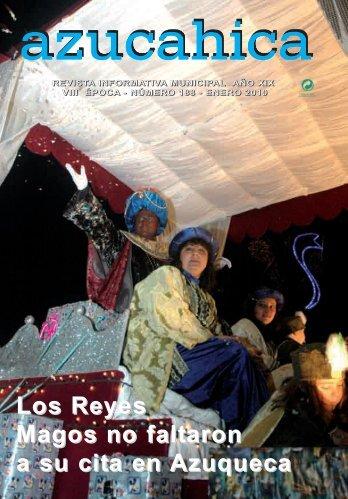 Los Reyes Magos no faltaron a su cita en Azuqueca - Ayuntamiento ...