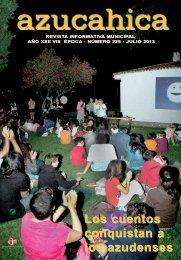 AZUCAHICA_JULIO para impresión.qxp - Ayuntamiento de ...