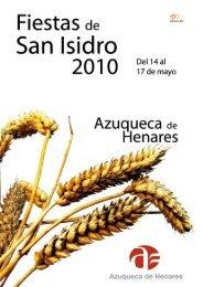 Fiestas de San Isidro - Ayuntamiento de Azuqueca de Henares