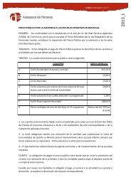 Precio Público Escuelas Infantiles Municipales - Ayuntamiento de ...