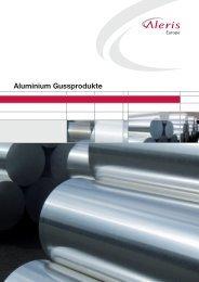 Aluminium Gussprodukte - Aleris