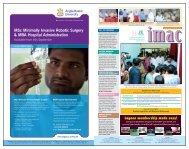 MSc Minimally Invasive Robotic Surgery & MBA Hospital ...