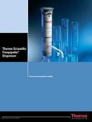 Thermo Scientific Finnpipette® Dispenser - Fisher Scientific