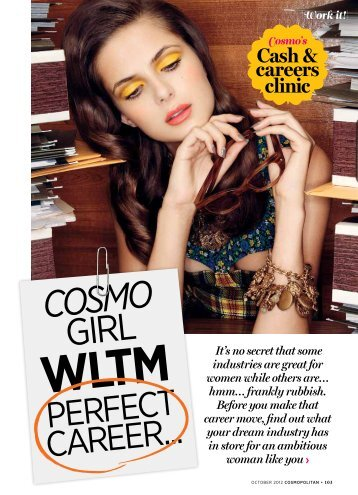 Cosmo giRl - melstern