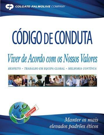 Código de Conduta - Colgate