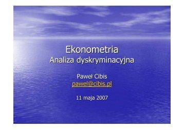 Zajęcia 5 - prezentacja (.pdf) - cibis.pl