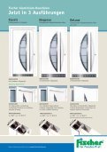 Alu-Haustüren Classic, Elegance und DeLuxe - Fischer Fensterbau - Seite 3