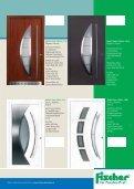 Alu-Haustüren Classic, Elegance und DeLuxe - Fischer Fensterbau - Seite 7
