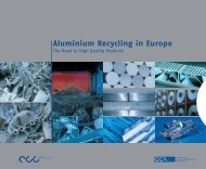 Aluminium Recycling in Europe: the Road to High