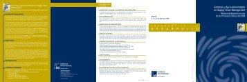 PD SCM - IE Executive Education