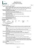 PEROXID VODÍKU technický 30% - PEMA Velkoobchod drogerie - Page 4