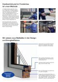 Holz-Alufenster Fenster, Wintergärten, Rollläden ... - Bechtold - Seite 2