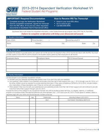 sample dependent verification introductory letter consova. Black Bedroom Furniture Sets. Home Design Ideas