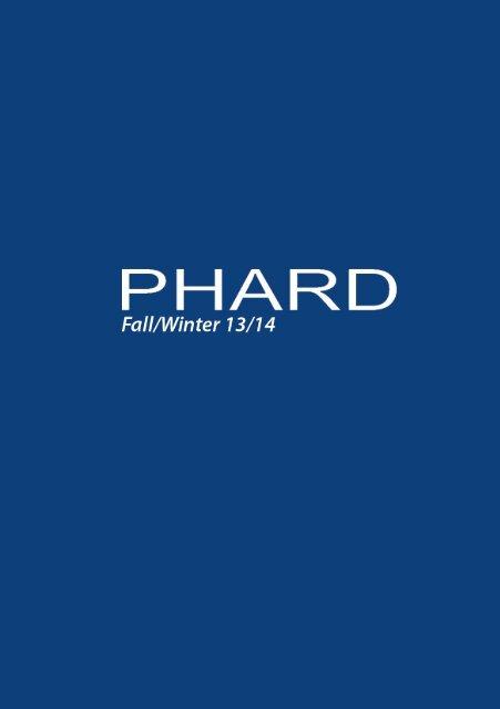 Lookbook phard - Fashion Today!