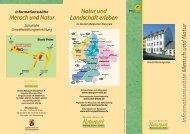 Informationsstätte Mensch und Natur - Eifel Expeditionen