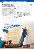 Hydraulischer Abgleich - EcoTec Energiesparhaus - Seite 6