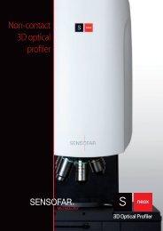 Download S neox brochure - Sensofar