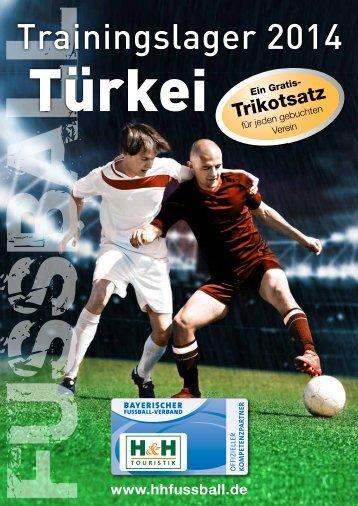 Fussball Katalog 2014 - BFV