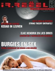 34. Burgies en Sex - VTK