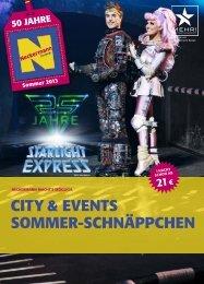 CITY & EVENTS SOMMER-SCHNÄPPCHEN - Neckermann Reisen