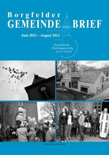 Ausgabe 3/2012 als PDF-Datei herunterladen - Evangelische ...