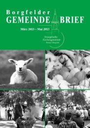 Ausgabe 2/2013 als PDF-Datei herunterladen - Evangelische ...