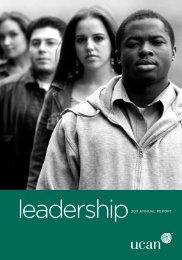 2011 Annual Report - UCAN