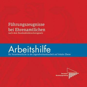 Arbeitshilfe - Deutscher Bundesjugendring