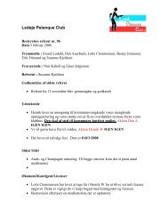 Bestyrelsesmøde #96, 5. februar 2008 - Ledøje Petanque Club