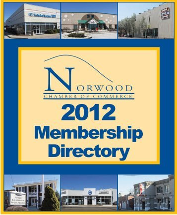 Download this publication as PDF - Norwood Chamber