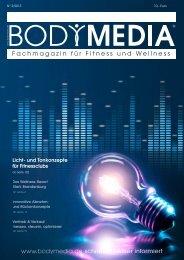 Licht- und Tonkonzepte für Fitnessclubs - AmpliTrain GmbH