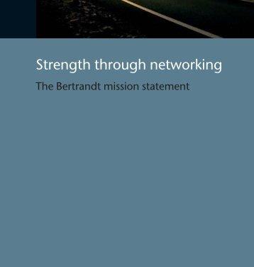 Strength through networking - Bertrandt Karriere