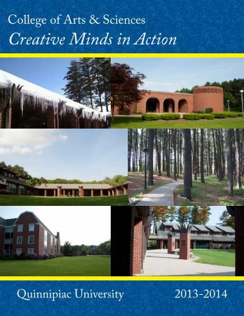 CASViewbook.2013 Final - Creative Minds in Action