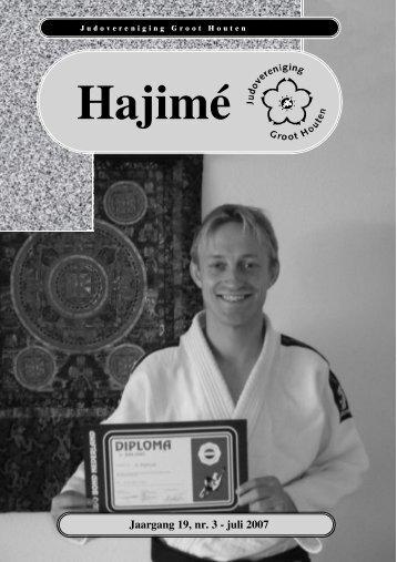 Hajimé 2007 Juli - Groot Houten
