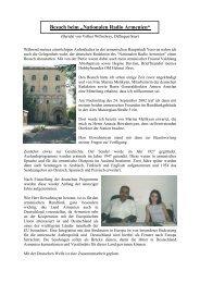 """Besuch beim """"Nationalen Radio Armenien"""" - Wwrundfunk.de"""