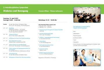 Flyer (PDF) - Fachbereich Sportwissenschaft der Universität Wuppertal