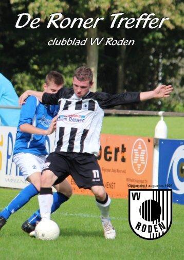 Clubblad (digitaal) september 2013 - VV Roden