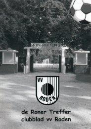 Clubblad (digitaal) oktober 2011 - VV Roden