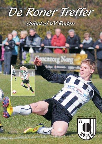 Clubblad (digitaal) maart 2013 - VV Roden