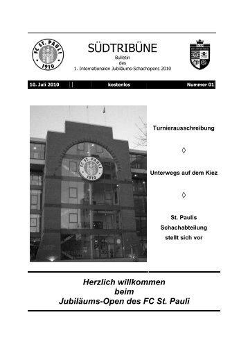 ÜBERSCHRIFT 1 - St. Pauli-Open
