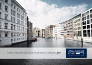 market report investment properties in hamburg - Zinshausteam ...