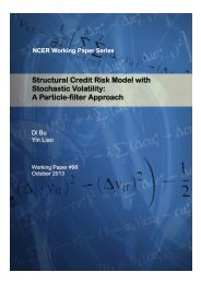 Structural Credit Risk Model with Stochastic Volatility: A Particle-filter ...